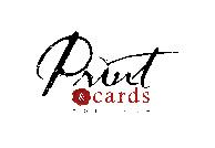 Print Cards - Plaza Qú - Disfruta el lugar donde te encuentras